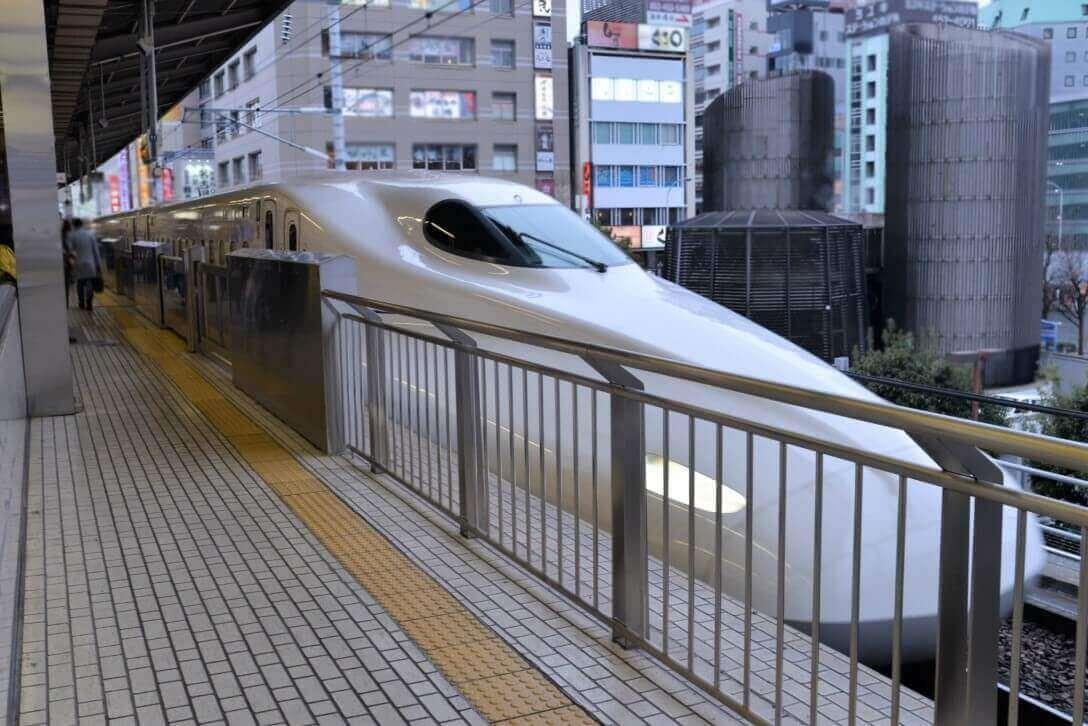 OSAKA-NAGOYA-Shinkansen