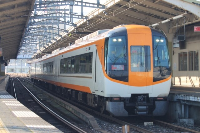 OSAKA-NAGOYA-Kintetsu