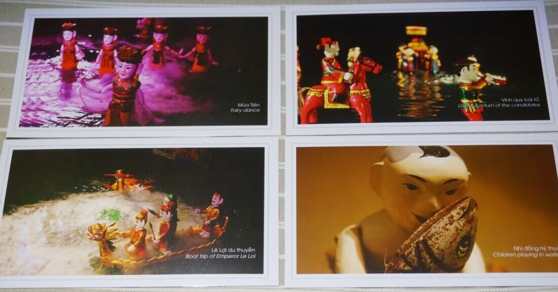 hanoi-sightseeing-spot-waterpuppettheater