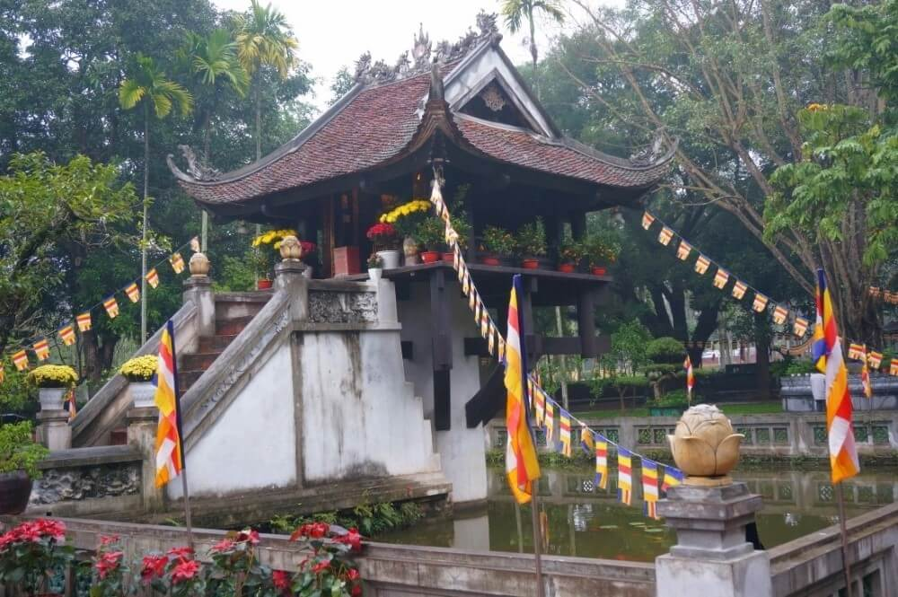 hanoi-sightseeing-spot-OnePillarPagoda