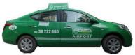 mai linh taxi-noibai airpott