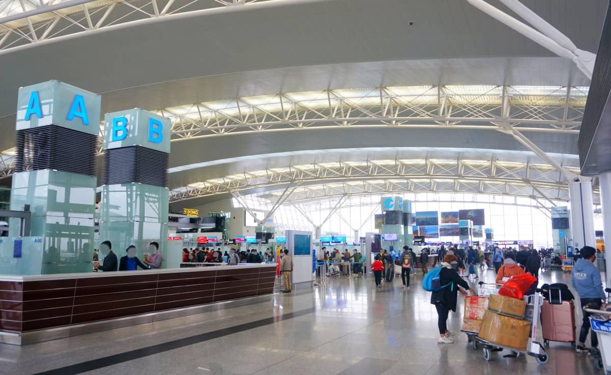 Noi Bai International Airport T2 Access
