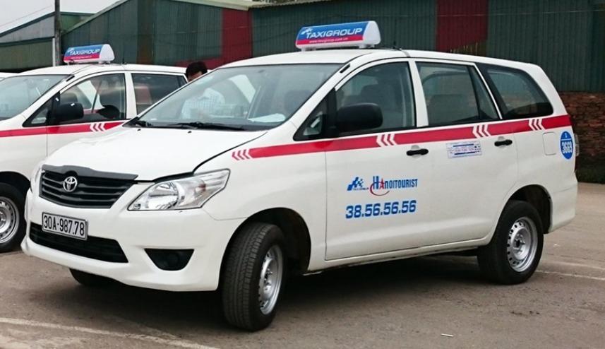 Noibai Airprt to City - Taxi