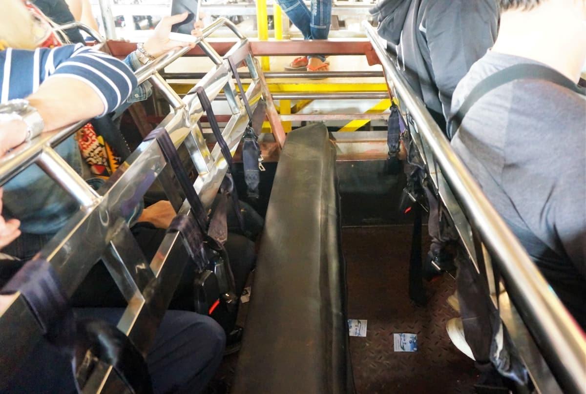 Kinpun-Truck seat