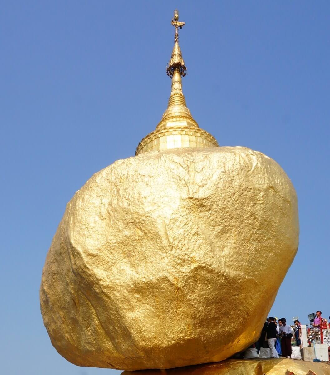 Myanmar-GoldenRock
