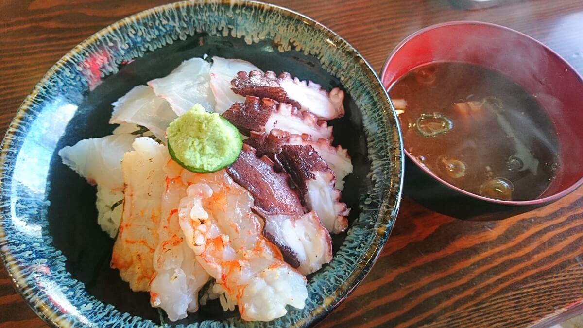 まぐろや柳橋-海鮮丼