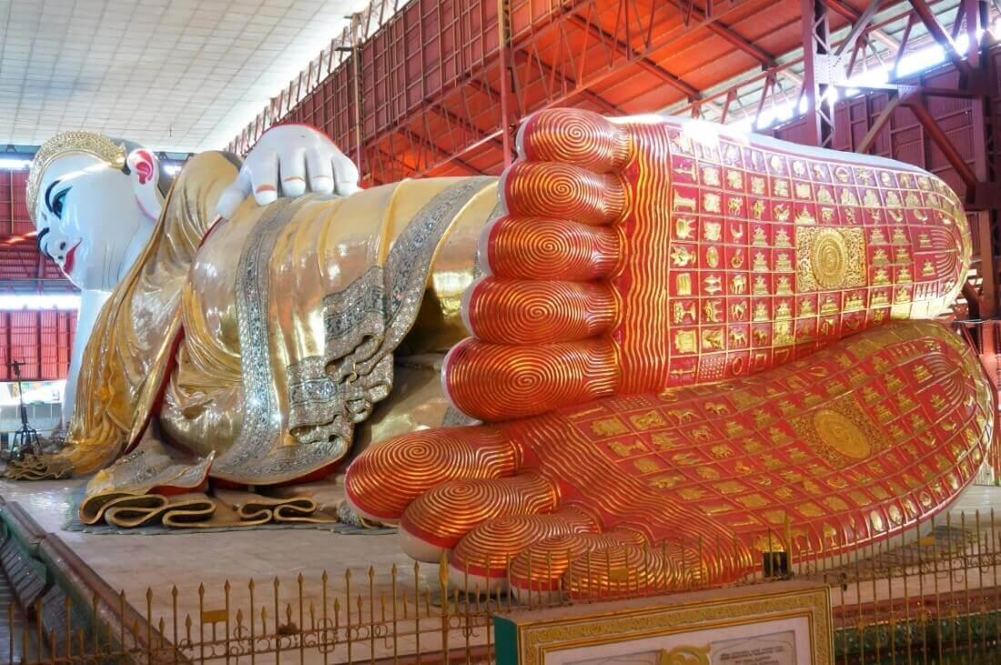 ChauckHtatGyiPagoda(チャウタッジーパゴダ全身)