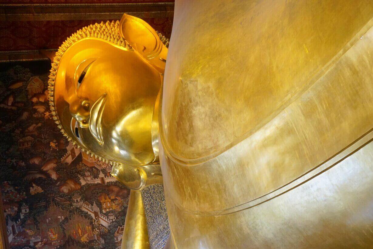 Wat Pho-ワットポー涅槃仏