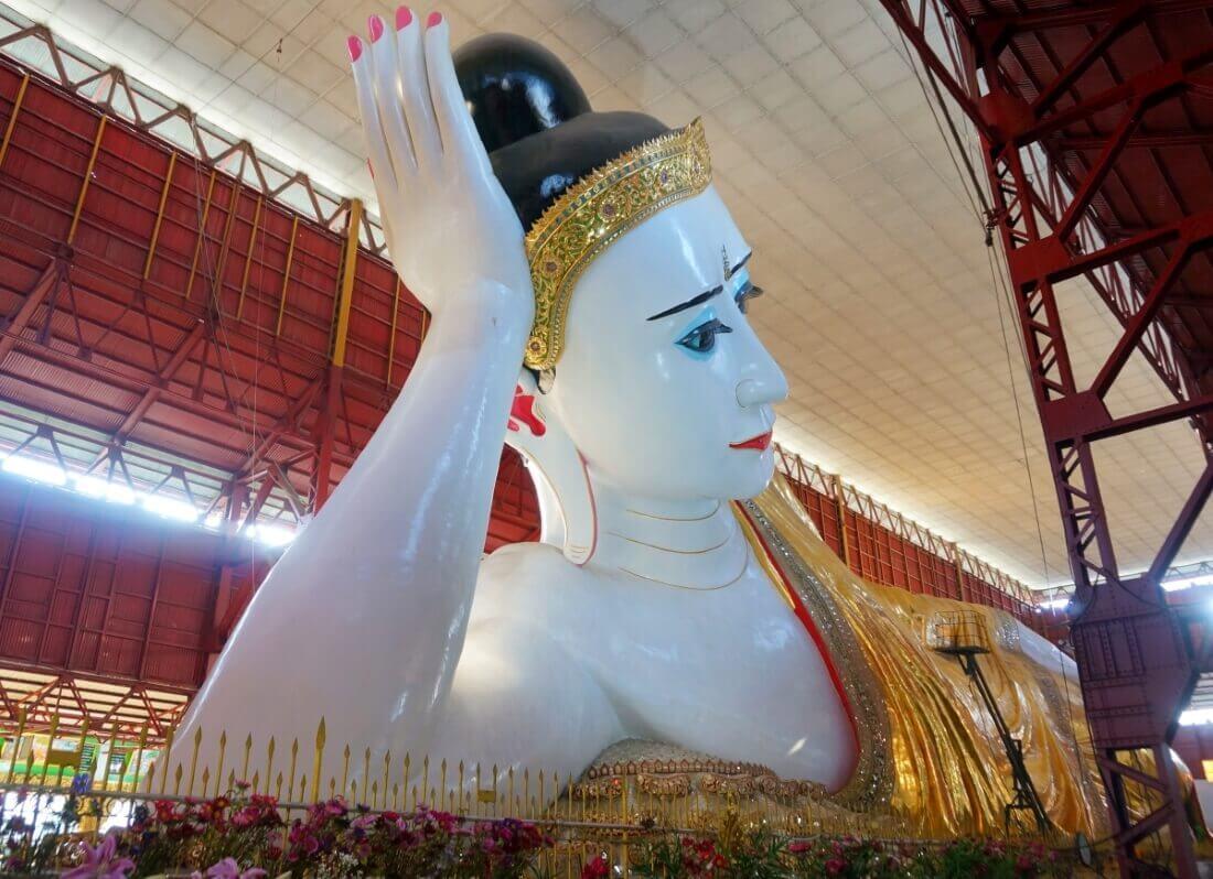 ChauckHtatGyiPagoda(チャウタッジーパゴダ)