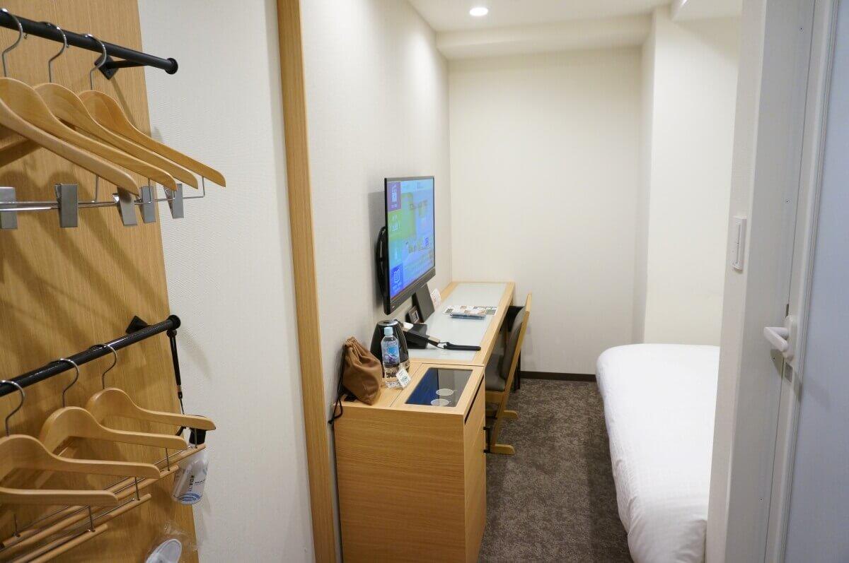 アットインホテル名古屋駅-部屋2